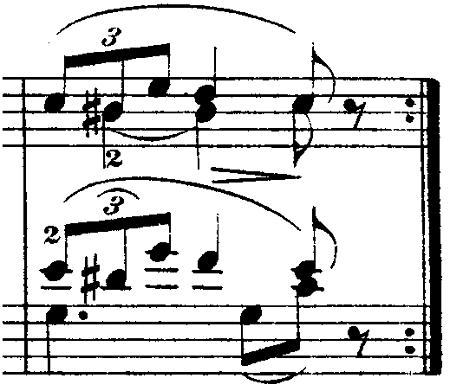 ショパンポロネーズ「第1番嬰ハ短調Op.26-1」ピアノ楽譜12