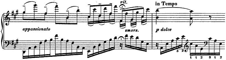 リスト「3つの演奏会用練習曲第3曲「ため息」変ニ長調S.144-3」ピアノ楽譜8