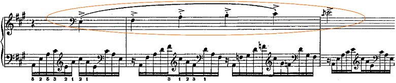 リスト「3つの演奏会用練習曲第3曲「ため息」変ニ長調S.144-3」ピアノ楽譜9