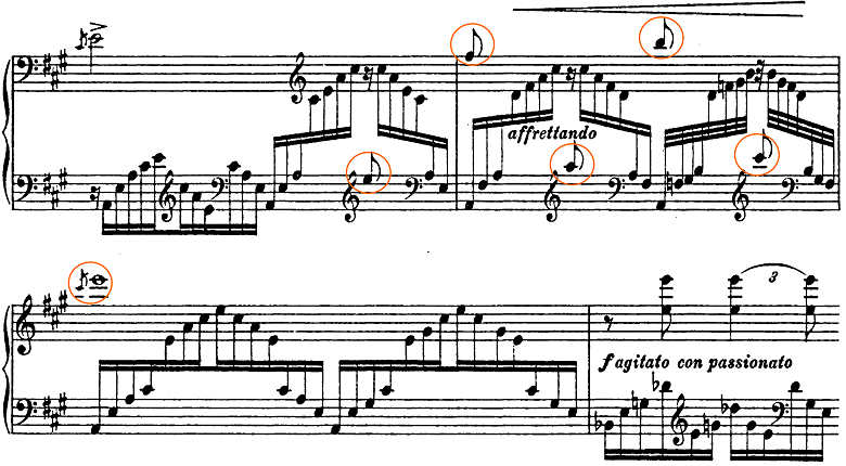 リスト「3つの演奏会用練習曲第3曲「ため息」変ニ長調S.144-3」ピアノ楽譜10