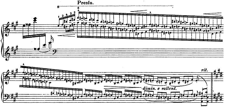 リスト「3つの演奏会用練習曲第3曲「ため息」変ニ長調S.144-3」ピアノ楽譜14