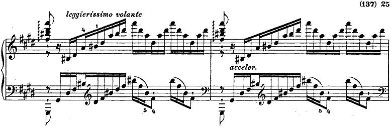 リスト「3つの演奏会用練習曲第3曲「ため息」変ニ長調S.144-3」ピアノ楽譜17