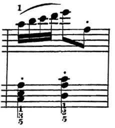 ローデ「フリーゲンデ・ブレッター第5番「マリオネット」ト長調Op.36-5」ピアノ楽譜5