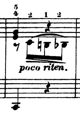 エルメンライヒ 音楽の風俗画 第5曲「紡ぎ歌」ヘ長調Op.14-5 ピアノ楽譜4