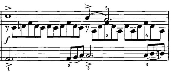シューベルト「即興曲第3番op.90-3」ピアノ楽譜7