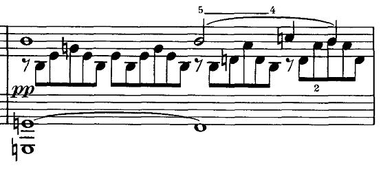シューベルト「即興曲第3番op.90-3」ピアノ楽譜8
