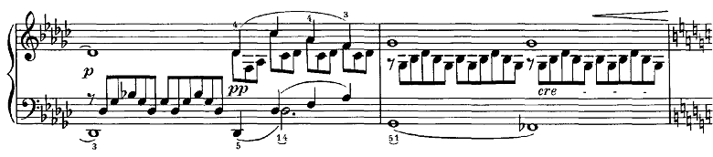 シューベルト「即興曲第3番op.90-3」ピアノ楽譜10