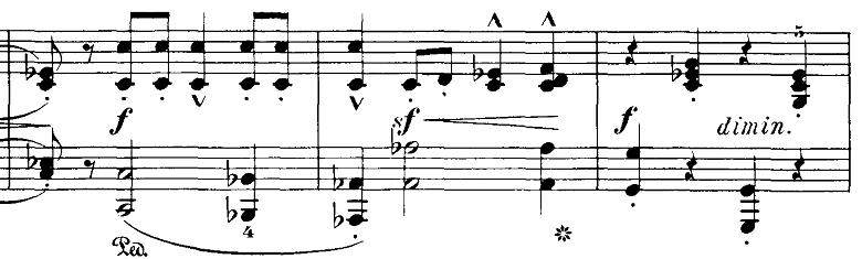 ブルグミュラー「18の練習曲第4番「ジプシー」ハ短調Op.109-4」ピアノ楽譜9