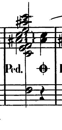 ショパン前奏曲第7番イ長調op.28-7(太田胃散CM)弾けない和音のピアノ楽譜
