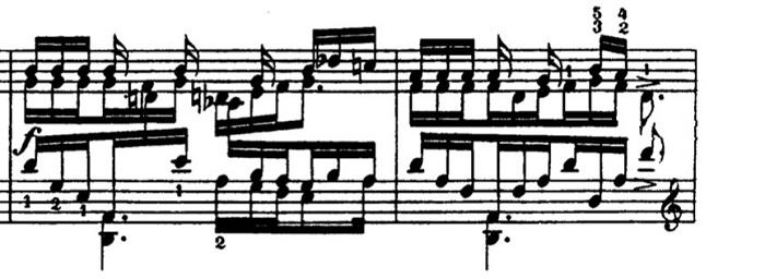 バラキレフ「東洋風幻想曲「イスラメイ」変ニ長調Op.18」ピアノ楽譜4