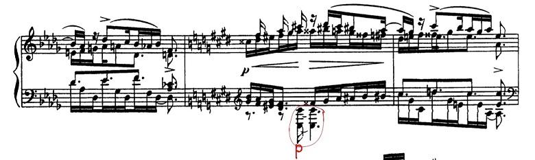 バラキレフ「東洋風幻想曲「イスラメイ」変ニ長調Op.18」ピアノ楽譜5