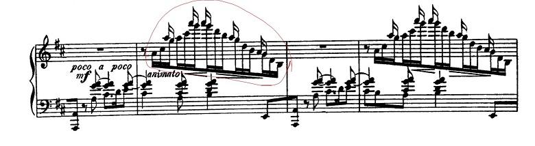 バラキレフ「東洋風幻想曲「イスラメイ」変ニ長調Op.18」ピアノ楽譜10