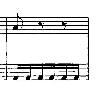 ベートーヴェン「バガテル第25番「エリーゼのために」イ短調WoO.59」ピアノ楽譜7