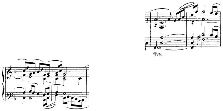 シューマン「トロイメライ」ヘ長調Op.15-7ピアノ楽譜6