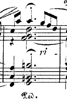シューマン「トロイメライ」ヘ長調Op.15-7ピアノ楽譜8