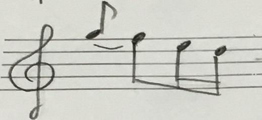 モーツァルト「ピアノソナタの装飾音符」ピアノ楽譜2