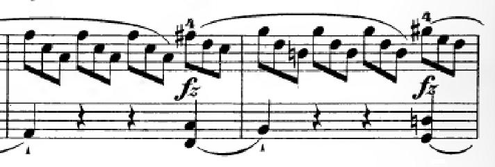ハイドン「ピアノソナタ第35番ハ長調Hob.XVI:35,Op.30-1第1楽章」ピアノ楽譜9
