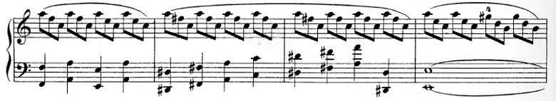 ハイドン「ピアノソナタ第35番ハ長調Hob.XVI:35,Op.30-1第1楽章」ピアノ楽譜11