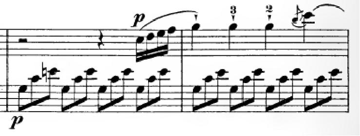 ハイドン「ピアノソナタ第35番ハ長調Hob.XVI:35,Op.30-1第1楽章」ピアノ楽譜17