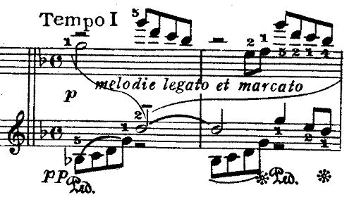 ドビュッシー「『夢(夢想)』ヘ長調L.68」ピアノ楽譜14