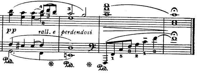 ドビュッシー「『夢(夢想)』ヘ長調L.68」ピアノ楽譜16
