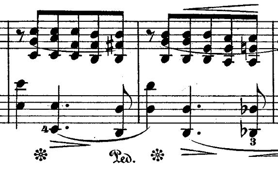 ショパン『ポロネーズ第4番ハ短調』ピアノ楽譜2