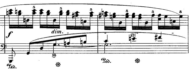 ショパン『ポロネーズ第4番ハ短調』ピアノ楽譜5