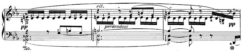 ショパン『ポロネーズ第4番ハ短調』ピアノ楽譜6