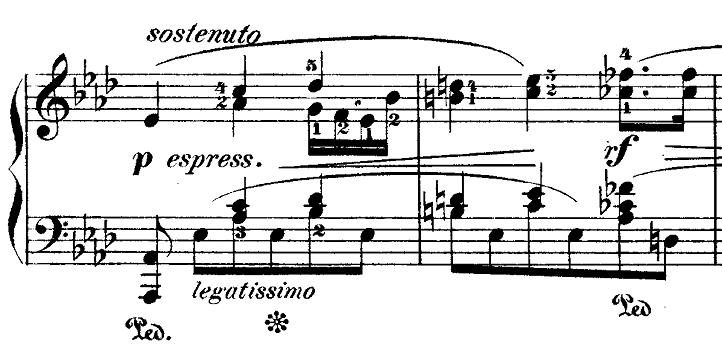 ショパン『ポロネーズ第4番ハ短調』ピアノ楽譜7