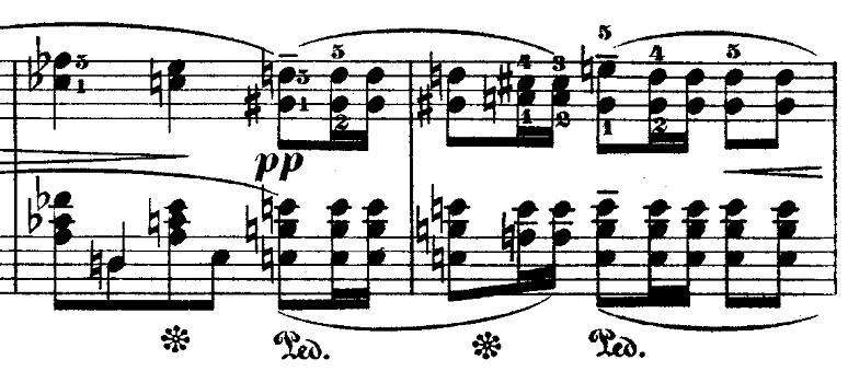 ショパン『ポロネーズ第4番ハ短調』ピアノ楽譜8