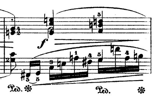 ショパン『ポロネーズ第4番ハ短調』ピアノ楽譜9