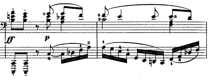ショパン『ポロネーズ第4番ハ短調』ピアノ楽譜11