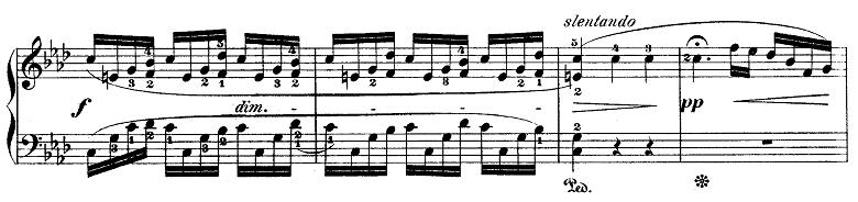 ショパン『ポロネーズ第4番ハ短調』ピアノ楽譜13