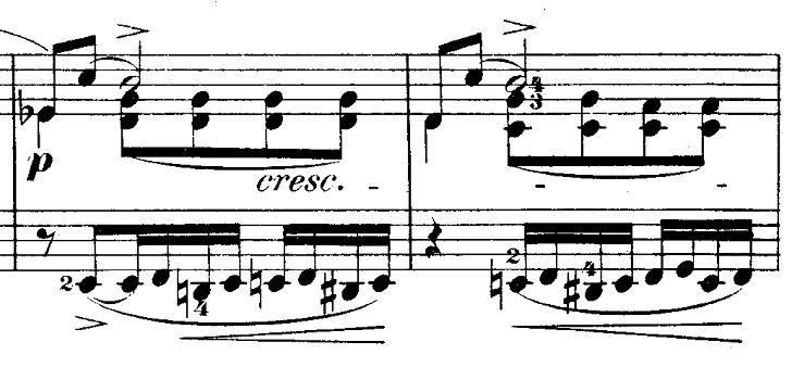 ショパン『ポロネーズ第4番ハ短調』ピアノ楽譜14