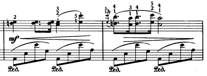 ショパン「ノクターン第20番嬰ハ短調遺作」ピアノ楽譜5