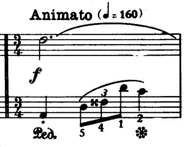 ショパン「ノクターン第20番嬰ハ短調遺作」ピアノ楽譜7