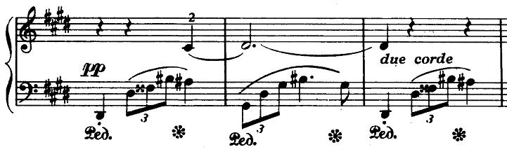 ショパン「ノクターン第20番嬰ハ短調遺作」ピアノ楽譜8