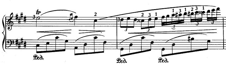 ショパン「ノクターン第20番嬰ハ短調遺作」ピアノ楽譜10
