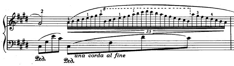 ショパン「ノクターン第20番嬰ハ短調遺作」ピアノ楽譜12