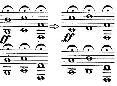 シューマン「アレグロ」Op.8ピアノ楽譜2