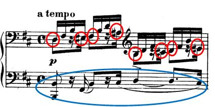 シューマン「アレグロ」Op.8ピアノ楽譜6