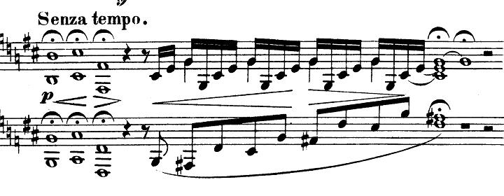 シューマン「アレグロ」Op.8ピアノ楽譜14
