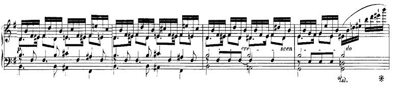 シューマン「アレグロ」Op.8ピアノ楽譜18