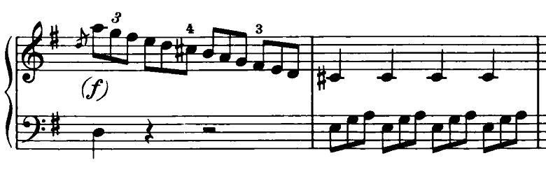 ベートーヴェン「ピアノソナタ第20番ト長調Op.49-2第1楽章」ピアノ楽譜6