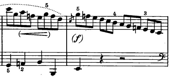ベートーヴェン「ピアノソナタ第20番ト長調Op.49-2第1楽章」ピアノ楽譜10