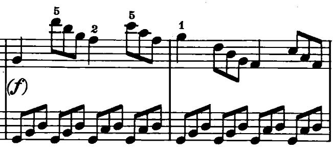 ベートーヴェン「ピアノソナタ第20番ト長調Op.49-2第1楽章」ピアノ楽譜12