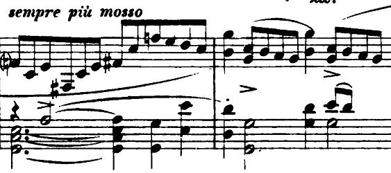 ショパン「バラード第1番ト短調op.23」ピアノ楽譜5