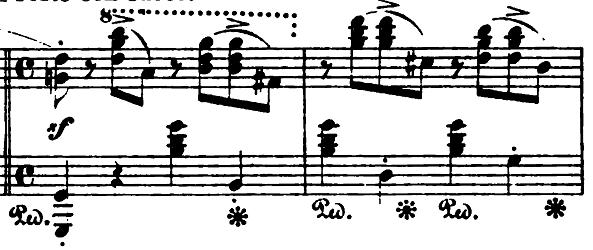 ショパン「バラード第1番ト短調op.23」ピアノ楽譜6