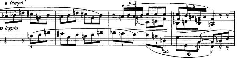 ショパン「バラード第4番へ短調op.52」ピアノ楽譜3