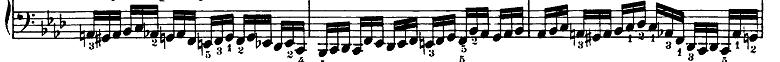 ショパン「バラード第4番へ短調op.52」ピアノ楽譜4